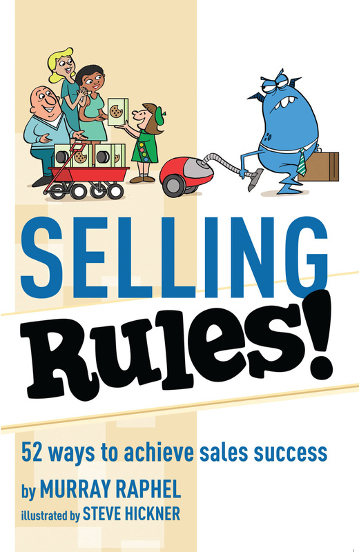 Selling Rules! by Murray Raphel