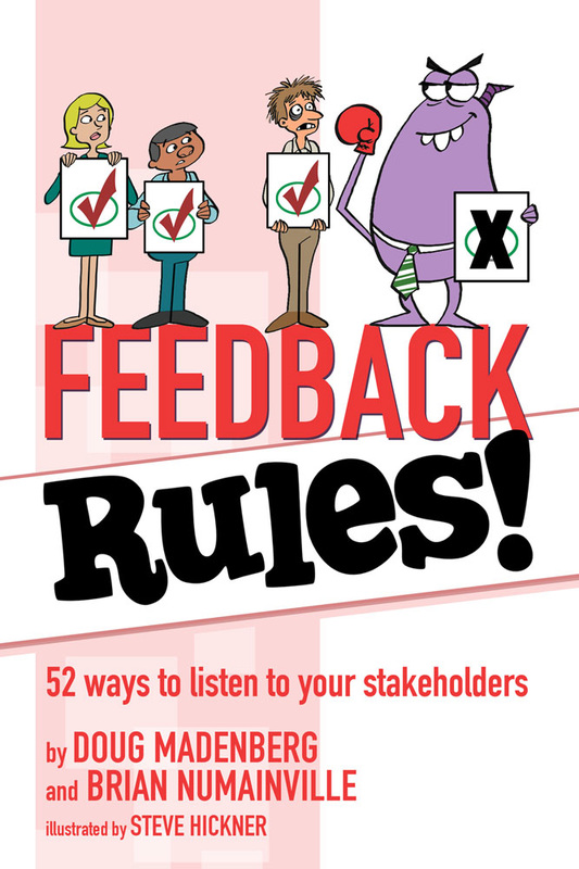 Feedback Rules by Doug Madenberg and Brian Numainville