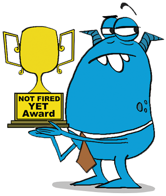 Rulio Not Yet Fired Award
