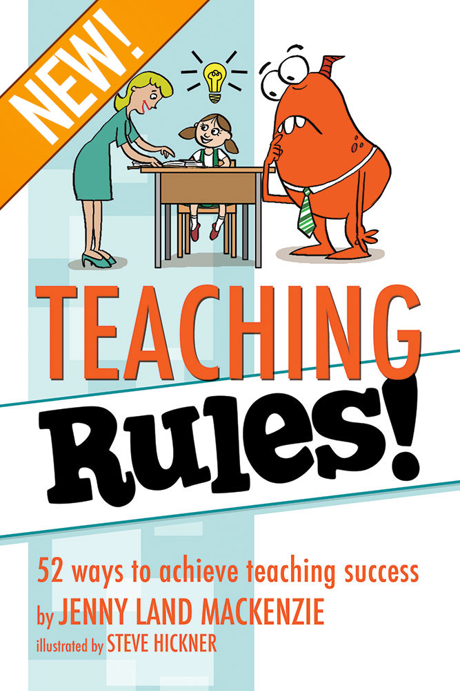 Teaching Rules by Jenny Land Mackenzie